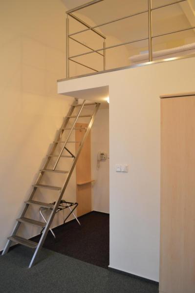 Duplex Double Room