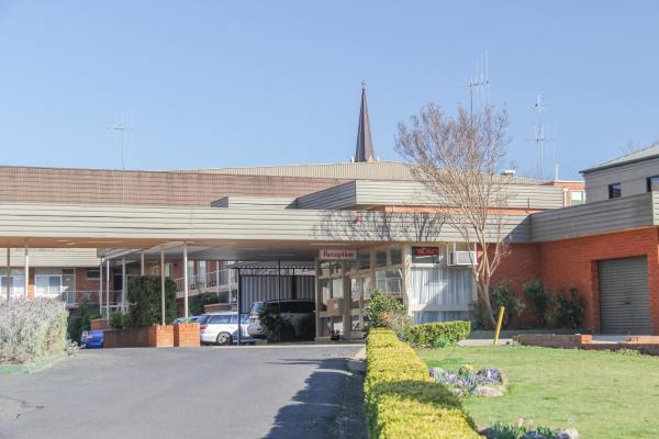 Hotellbilder: The Midcity Motor Lodge, Orange