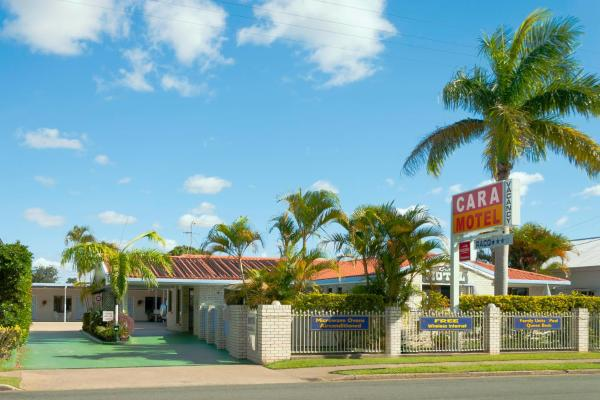 Fotografie hotelů: Cara Motel, Maryborough