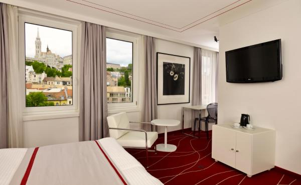 Art Double Room with Castle View