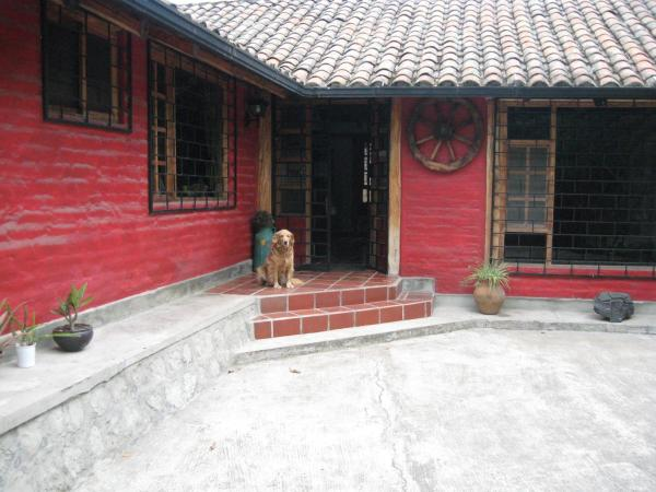 Hotel Pictures: Arie's Cabin, Puembo