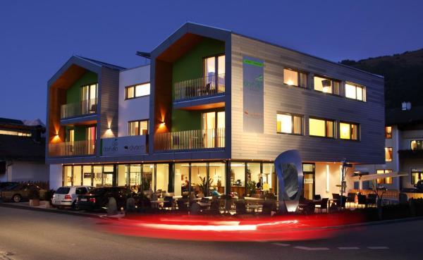 Foto Hotel: Die Dorfvilla, Maishofen