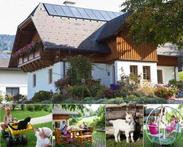 Fotos del hotel: Hüttstädterhof Familie Pötsch, Aigen im Ennstal
