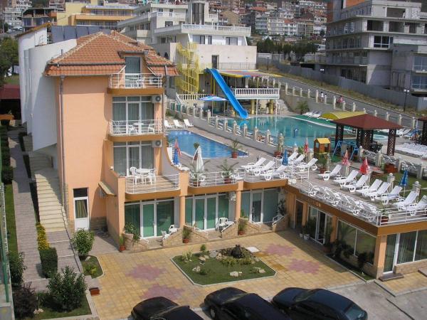Hotellbilder: Family Hotel Santorini, Sveti Vlas