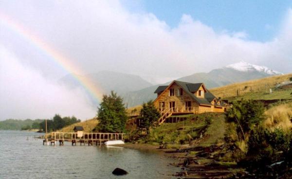 Фотографии отеля: Lodge de Montaña Lago Monreal, El Blanco