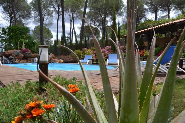 Hotel Pictures: Finca La Chatarré, Calañas