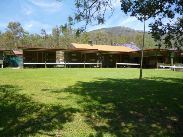 Fotos de l'hotel: Christmas Creek Café & Cabins, Lamington
