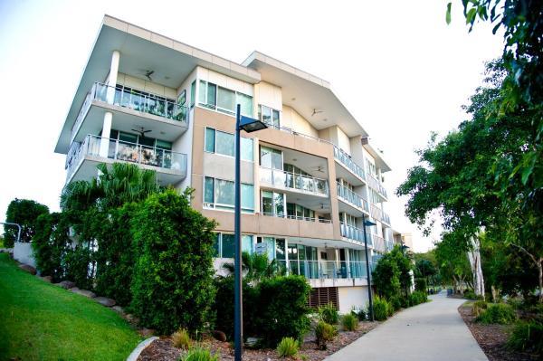 酒店图片: Itara Apartments, 汤斯维尔