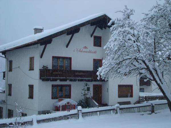 Hotellbilder: s`Schmuckkastli, Pettneu am Arlberg