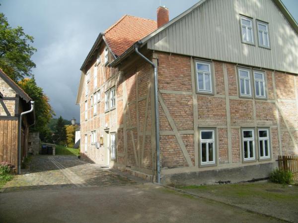 Hotelbilleder: Obere Mühle, Blankenburg