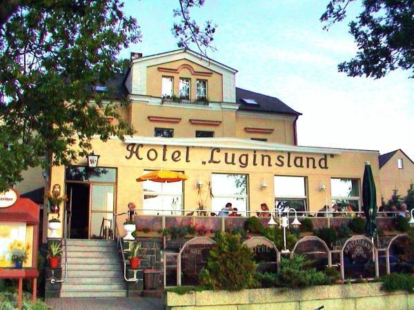 Hotel Pictures: Flair Hotel Luginsland, Schleiz