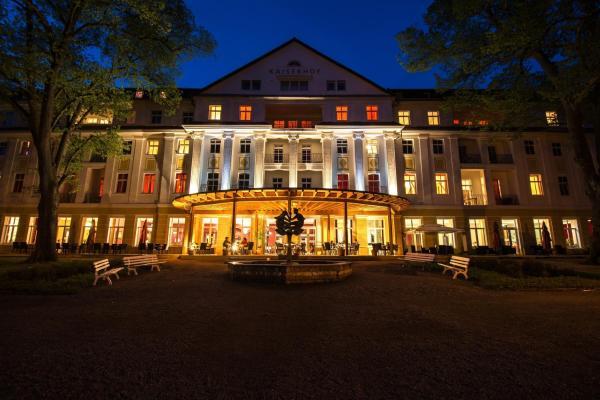 Hotel Pictures: Kulturhotel Kaiserhof, Bad Liebenstein