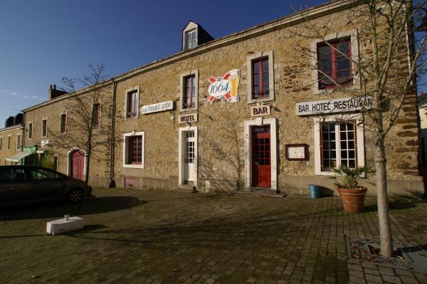 Hotel Pictures: La Boule d'Or, Malicorne-sur-Sarthe