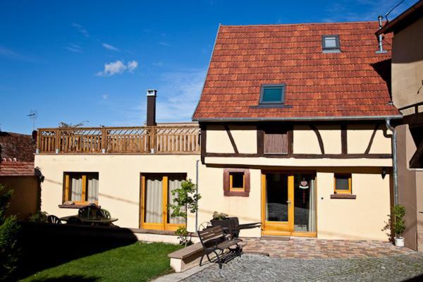Hotel Pictures: La Maison De Pamela, Dangolsheim