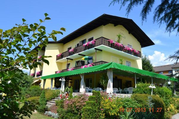 Zdjęcia hotelu: Gästehaus Bärwald, Seeboden