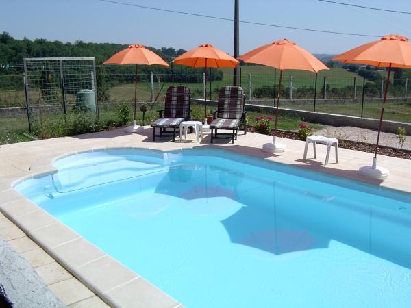Hotel Pictures: Au Palmier De Barran B&B, Montbernard