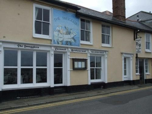 Hotel Pictures: The Smugglers Restaurant With Rooms, Penzance
