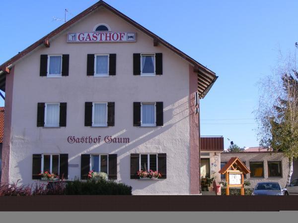 Hotel Pictures: Hotel Gasthof Gaum, Biberach-Ummendorf