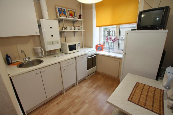 Economy Apartment (2 adults) - 4-ya Tverskaya-Yamskaya 2/11