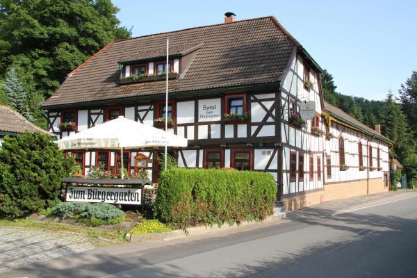 Hotel Pictures: Hotel Zum Bürgergarten, Stolberg i. Harz