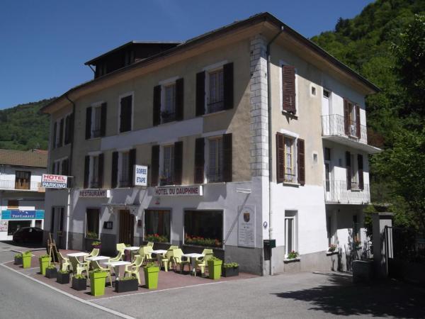 Hotel Pictures: Hôtel du Dauphiné, Allevard