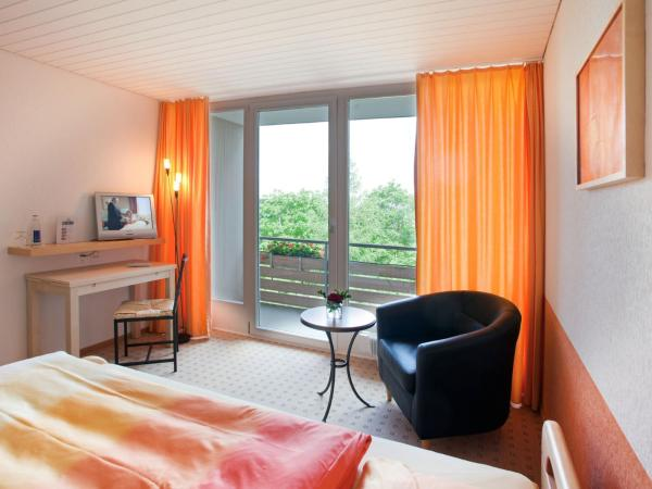 Single Room with Balcony and with Spa Access