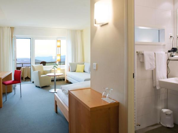 Superior Twin Room with Balcony and with Spa Access