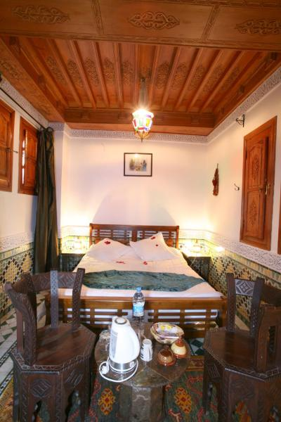 Standard Double Room Moulay 1