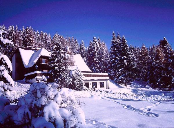 ホテル写真: Almgasthof Judenburger Hütte, Sankt Wolfgang