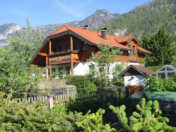 Hotellikuvia: Ferienwohnung Am Pflanzgarten, Ebensee