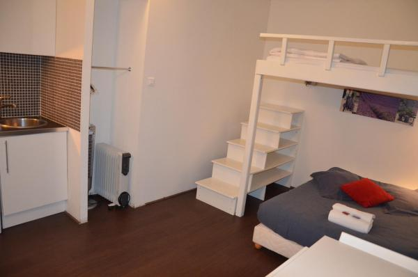 Hotel Pictures: Sweet Home Studio Chopin - Parc des Expositions, Montrouge