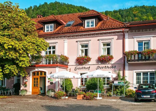 Hotelbilleder: Gasthof Zum Niederhaus - Familie Perthold, Sankt Aegyd am Neuwalde