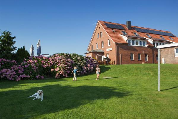 Hotel Pictures: Hotel Hus Achtern Diek, Insel Neuwerk