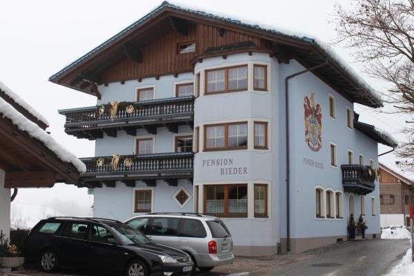 ホテル写真: Pension Rieder, レオガング