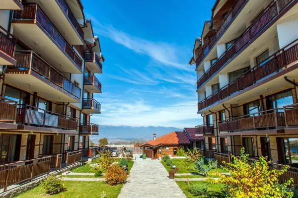 Hotel Pictures: Apartments and Rooms Hadzhiata, Bansko