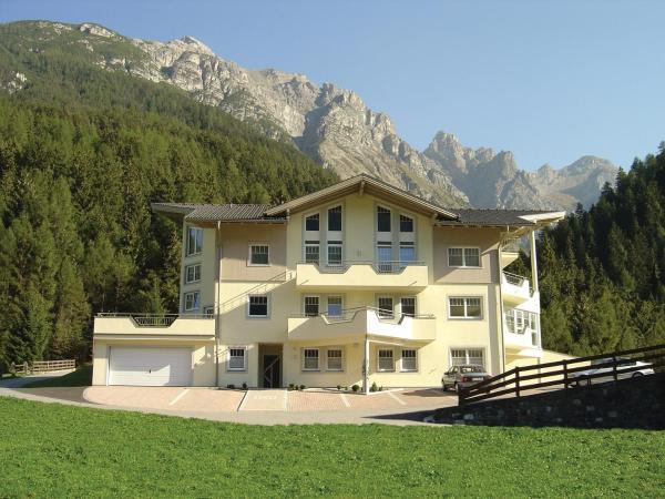 酒店图片: Appartementhaus Pinnisblick, 施图拜河谷新施蒂夫特