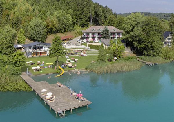 Fotos do Hotel: Seehotel Princes, Sankt Kanzian