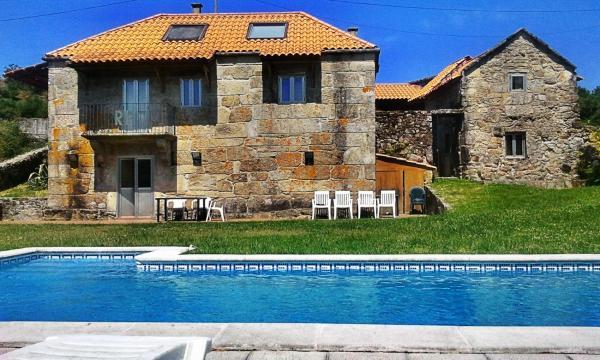 Hotel Pictures: Rectoral de Prado, Piñeiro