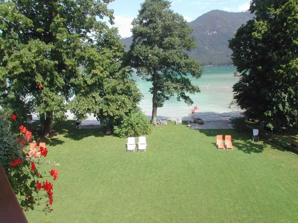 Two-Bedroom Apartment with Lake View - Wolfgangsee 3