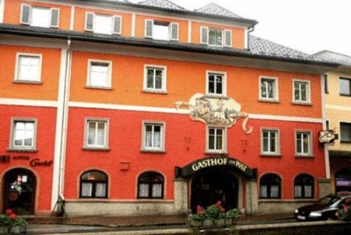 Фотографии отеля: Gasthof zur Post, Штрасвальхен