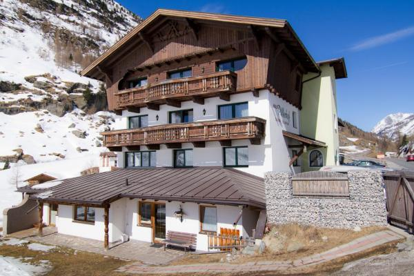 Zdjęcia hotelu: Appartment Pillerhof, Obergurgl