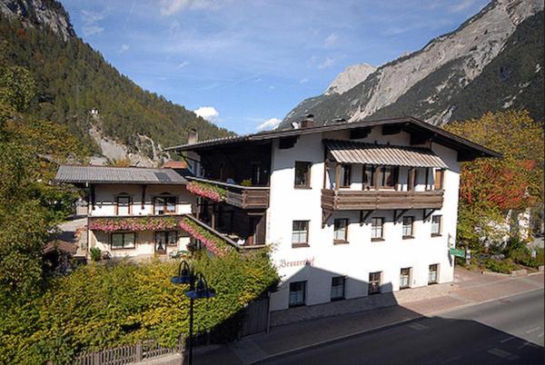 Hotelbilleder: Brunnerhof, Scharnitz