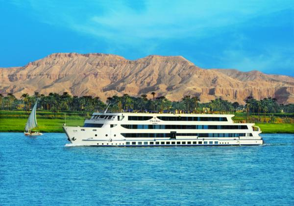 Hotel Pictures: The Oberoi Zahra Nile Cruise - Luxor/Aswan 05 & 07 Nights Each Tuesday, Luxor