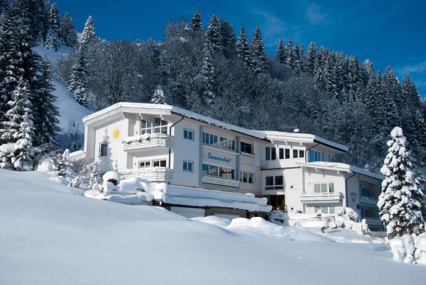 Hotellikuvia: Gästehaus Sonnenhof, Mittelberg