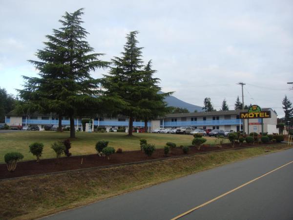Hotel Pictures: Fuller Lake Chemainus Motel, Chemainus