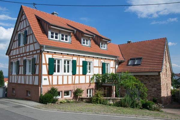 Hotelbilleder: Winzerhaus Südpfalz, Gleiszellen-Gleishorbach