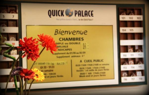 Hotel Pictures: Quick Palace Caen, Mondeville