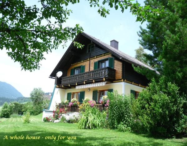 Fotografie hotelů: Ferienhaus Anke - Ausseerland Salzkammergut, Pichl bei Aussee