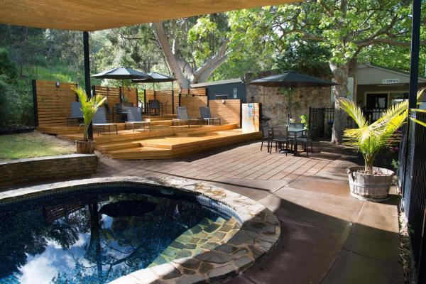 Hotelbilleder: Adelaide Brownhill Creek Tourist Park, Adelaide