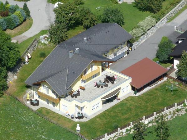 Fotos do Hotel: Appartementhaus Goritschnig, Flattach